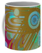 Art Deco Explosion 4 Coffee Mug