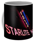 Starlite Hotel Art Deco District Miami 3 Coffee Mug