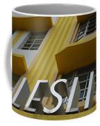 Art Deco Miami 6 Coffee Mug