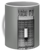 Art Deco Post Office 2 Coffee Mug