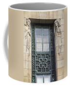 Art Deco Window Coffee Mug