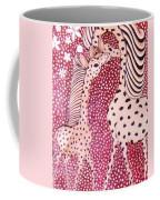 Giraffe Art Coffee Mug