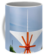 The Milwaukee Art Museum By Santiago Calatrava Coffee Mug