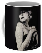 Art In The News 13-marilyn Coffee Mug