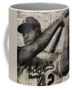 Art In Thenews 16-jackie Coffee Mug