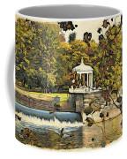 Art Museum Gazebo Coffee Mug