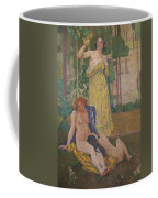 Art Nouveau Painting In The Mayors Coffee Mug