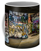 Art Of The Underground Coffee Mug by Heather Applegate