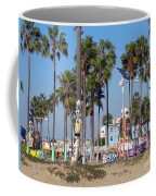 Art Of Venice Beach Coffee Mug