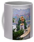 Arts Of War In Fall 1 Coffee Mug