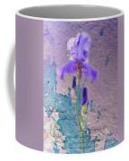 Art On Plaster Coffee Mug