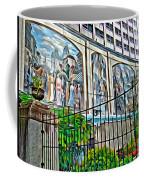 Art On The Wall Coffee Mug