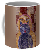 Art Picasso Cats Coffee Mug