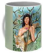 Artemis Coffee Mug by Karin  Leonard