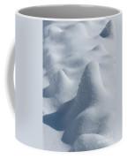 Artful Snowfall Coffee Mug