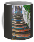 Artful Stair Steps Coffee Mug