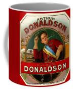 Arthur Donaldson Coffee Mug