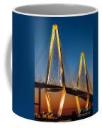 Arthur Ravenel At Sunset Coffee Mug