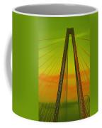 Arthur Ravenel Jr Bridge V Coffee Mug