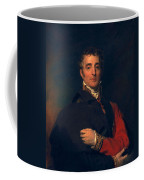 Arthur Wellesley, Duke Of Wellington Coffee Mug