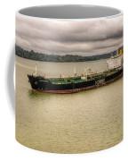Artic Bridge In The Panama Canal Coffee Mug