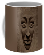 Artificial Intelligence Entity Sepia Coffee Mug