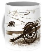 Artillery Positions - Toned Coffee Mug