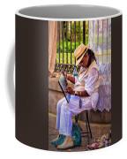 Artist At Work - Painting  Coffee Mug