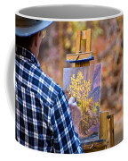 Artist At Work - Zion Coffee Mug