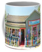 Artist Gallery In Cambria California  7142 Coffee Mug