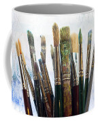 Artist Paintbrushes Coffee Mug