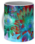 Artistic Flowers Coffee Mug