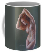 Artistic Nude Coffee Mug by Leida Nogueira