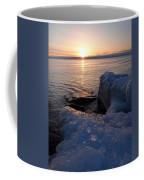 Artistic Sunrise Coffee Mug