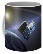 Artists Concept Of The Wide-field Coffee Mug by Stocktrek Images