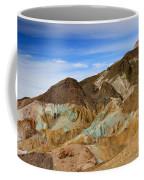 Artists Palette Death Valley National Park Coffee Mug