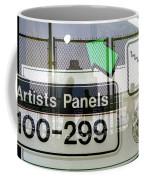 Artists Panels Coffee Mug