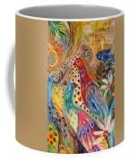 Artwork Fragment 34 Coffee Mug