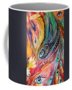 Artwork Fragment 40 Coffee Mug
