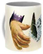 As Delicate As A Butterfly  Coffee Mug