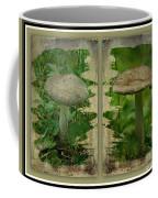 As I Age - A Mushroom's Tale Coffee Mug