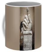 As I Was Saying Coffee Mug by Joan Carroll