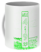As Pure As It Gets Inverted Coffee Mug