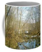 As Spring Begins Coffee Mug