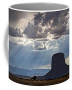 As The Storm Moves In Coffee Mug