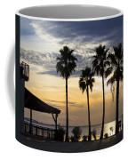 As The Sun Sets South Padre Island Texas Coffee Mug