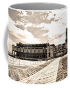 Asbury Park Boardwalk And Convention Center Coffee Mug