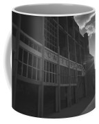 Asbury Park Nj Casino Black And White Coffee Mug