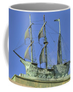 Asbury Park Nj Convention Hall Ship  Coffee Mug