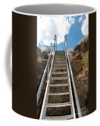 Ascending Coffee Mug